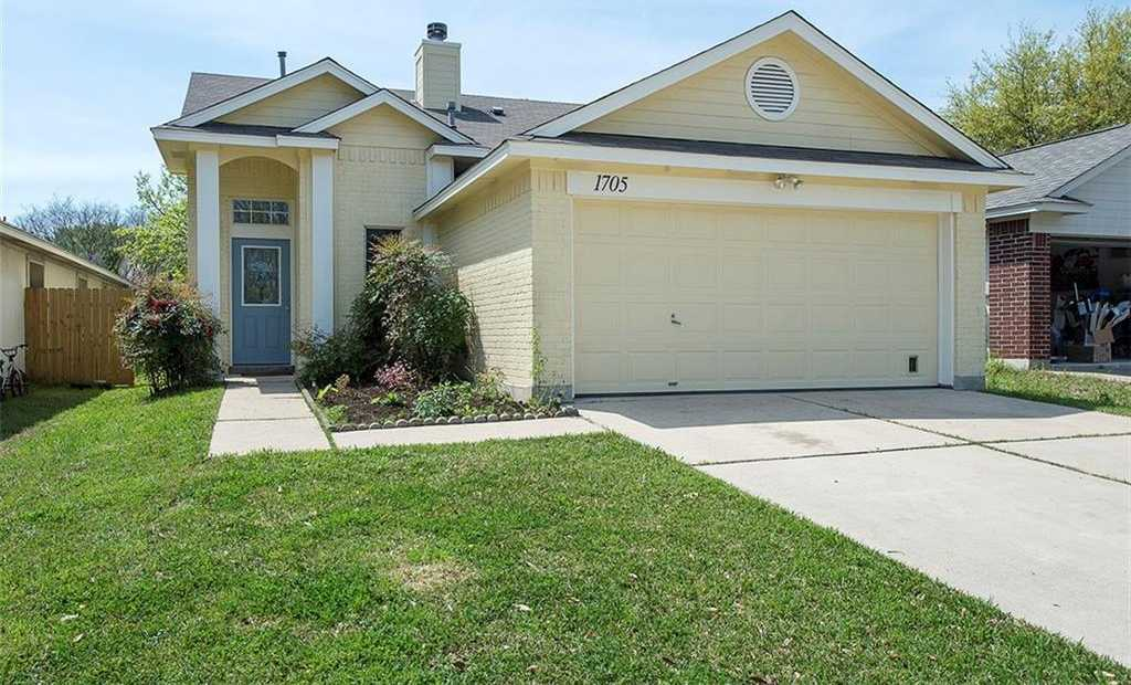 $224,900 - 3Br/2Ba -  for Sale in Ridge At Steeds Crossing Sec 1, Pflugerville
