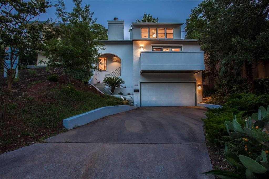 $730,000 - 3Br/3Ba -  for Sale in Travis Heights Amd, Austin