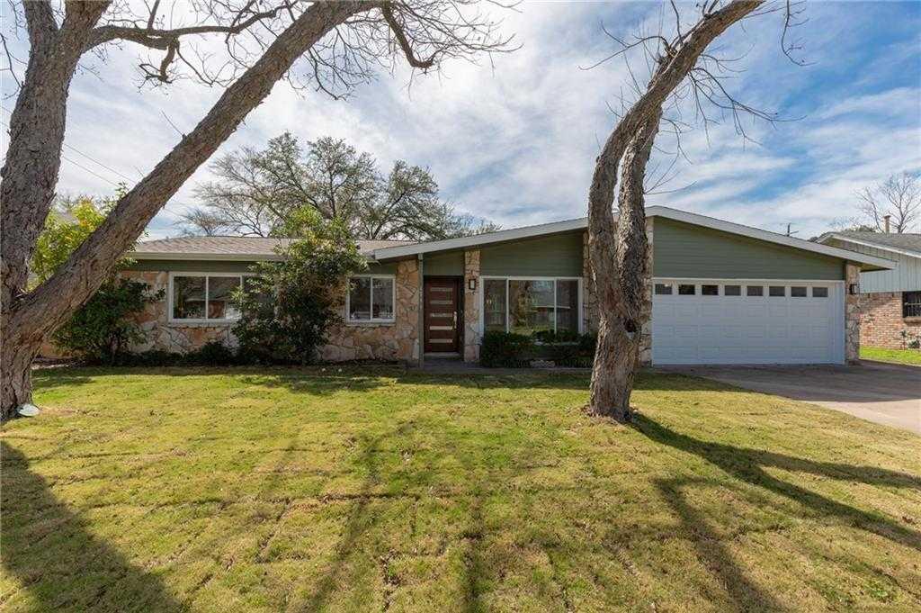$609,900 - 4Br/3Ba -  for Sale in Allandale North Sec 01, Austin