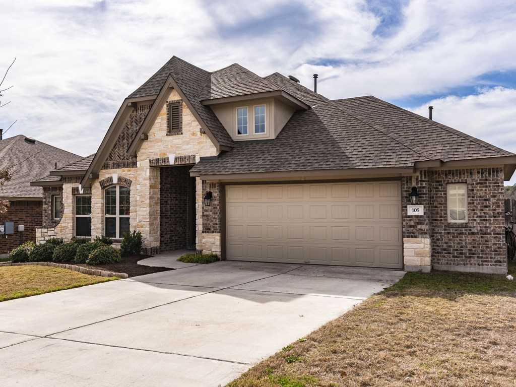 $318,900 - 4Br/2Ba -  for Sale in Star Ranch, Hutto