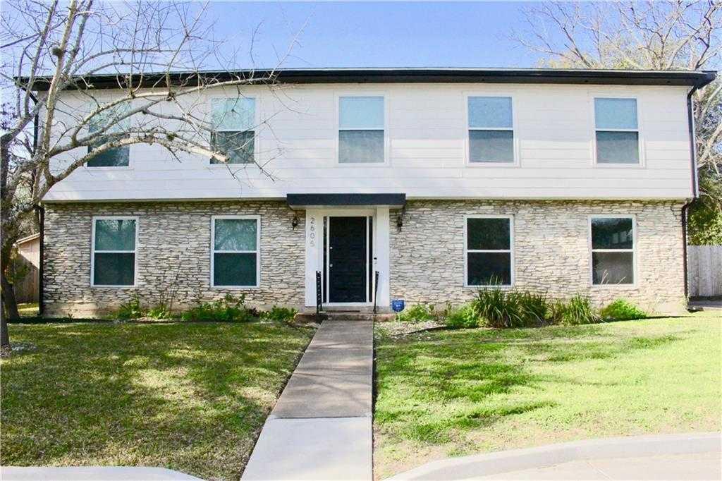$474,999 - 4Br/3Ba -  for Sale in University Hills Sec 02 Ph 03, Austin