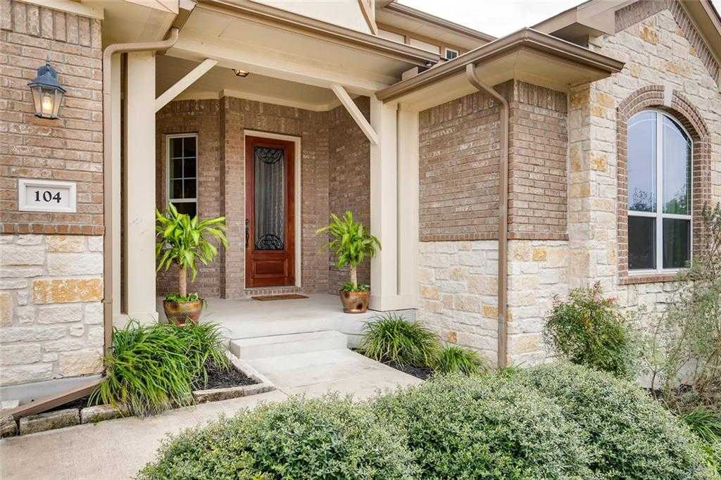 $365,000 - 5Br/4Ba -  for Sale in Star Ranch, Hutto
