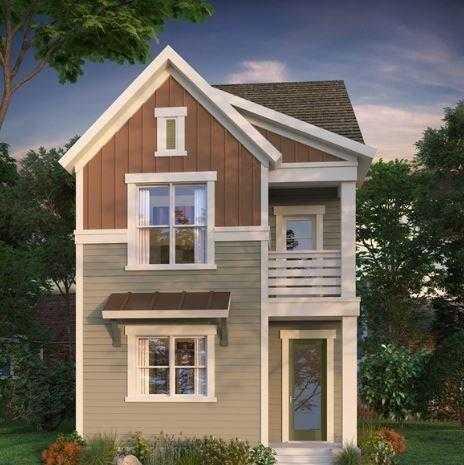 $607,195 - 3Br/3Ba -  for Sale in Mueller Garden Homes, Austin