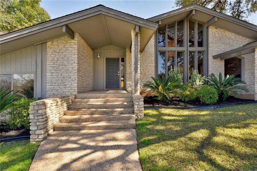$875,000 - 3Br/4Ba -  for Sale in Great Hills 01, Austin