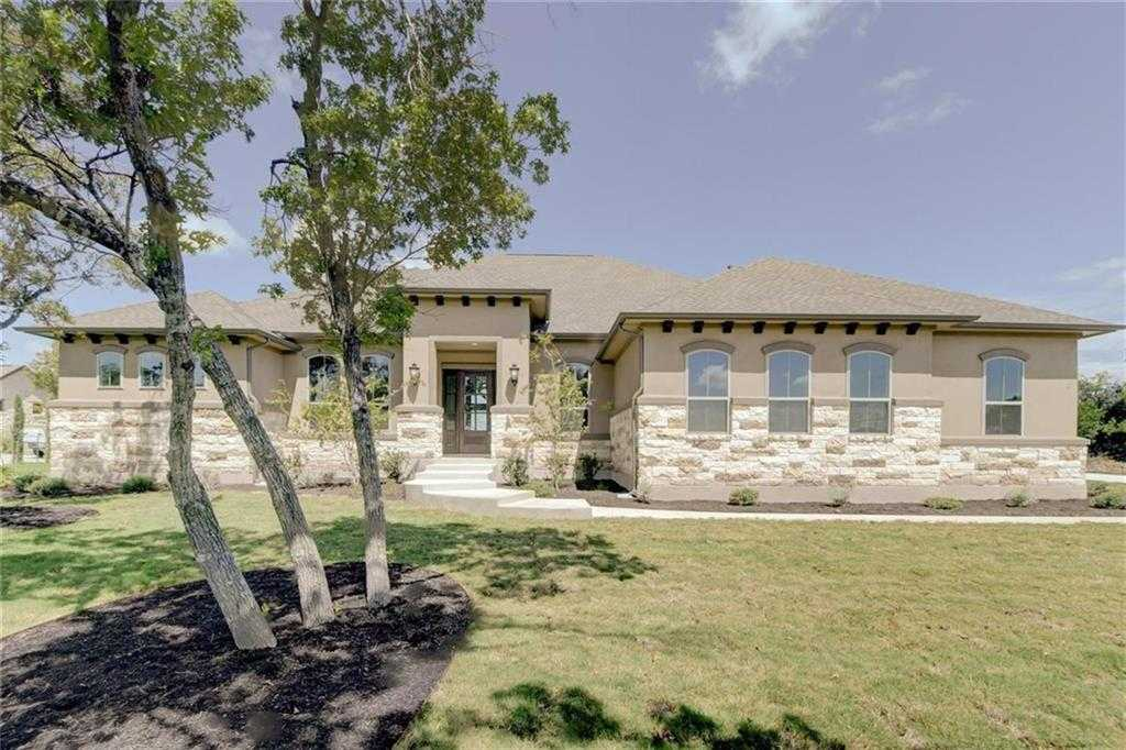 $738,900 - 4Br/4Ba -  for Sale in Grand Mesa At Crystal Falls, Leander