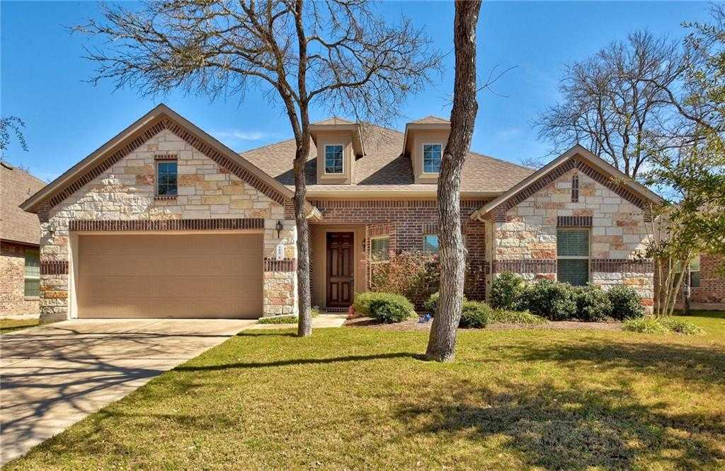 $369,900 - 4Br/3Ba -  for Sale in Whispering Hollow, Buda