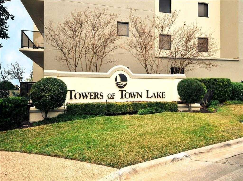 $467,000 - 2Br/2Ba -  for Sale in Towers Town Lake Condo Amd, Austin