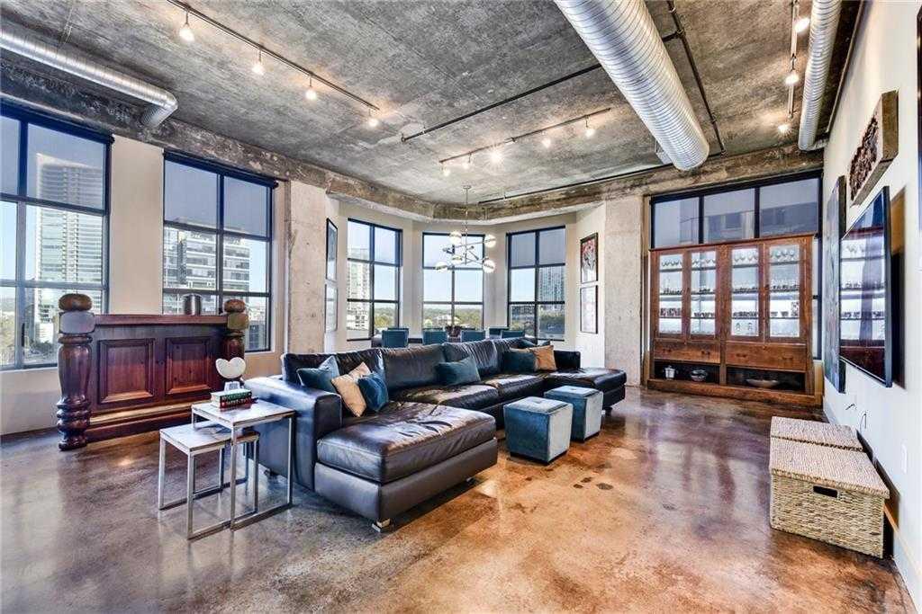 $849,000 - 2Br/2Ba -  for Sale in Plaza Lofts Condo Amd, Austin