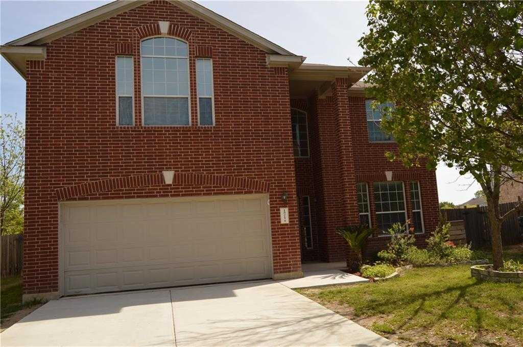 $309,900 - 5Br/3Ba -  for Sale in Whispering Hollow Ph 1 Sec 1, Buda