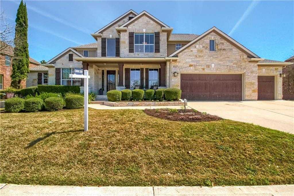 $564,900 - 4Br/4Ba -  for Sale in Bella Vista Sec 03a, Cedar Park