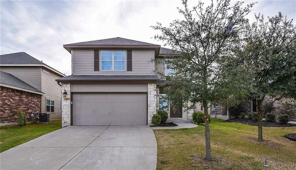 $237,500 - 4Br/3Ba -  for Sale in Summerlyn, Leander