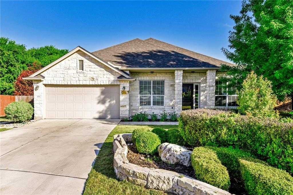 $329,900 - 4Br/2Ba -  for Sale in Forest Creek Sec 38, Round Rock