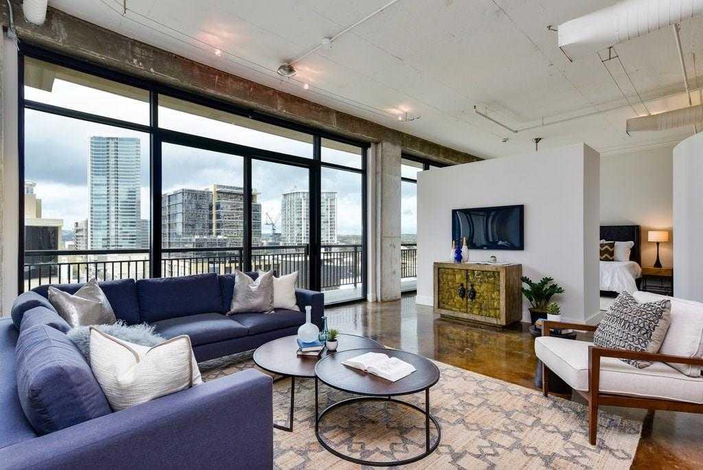 $1,085,000 - 2Br/3Ba -  for Sale in Plaza Lofts Condominiums, Austin