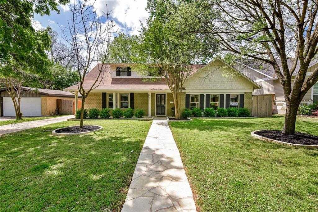 $775,000 - 4Br/3Ba -  for Sale in Allandale Terrace, Austin