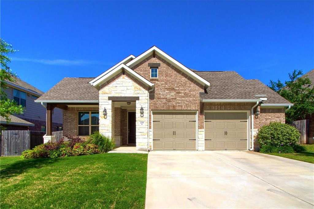 $325,000 - 3Br/3Ba -  for Sale in Vista Ridge Estates, Leander