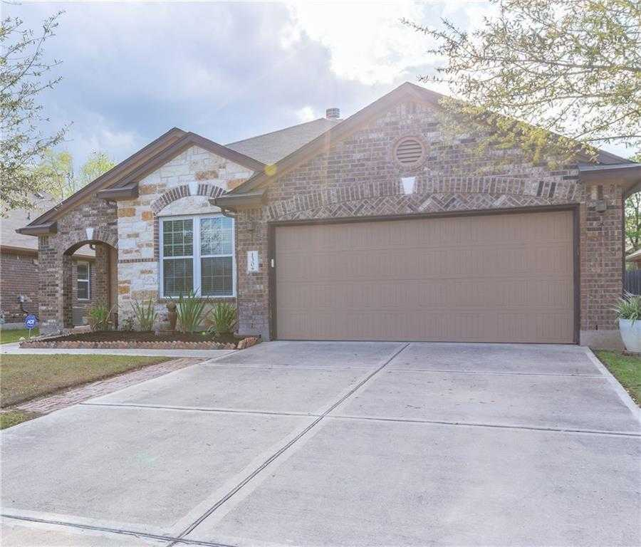 $269,900 - 3Br/2Ba -  for Sale in Whispering Hollow Ph I Sec 5c, Buda