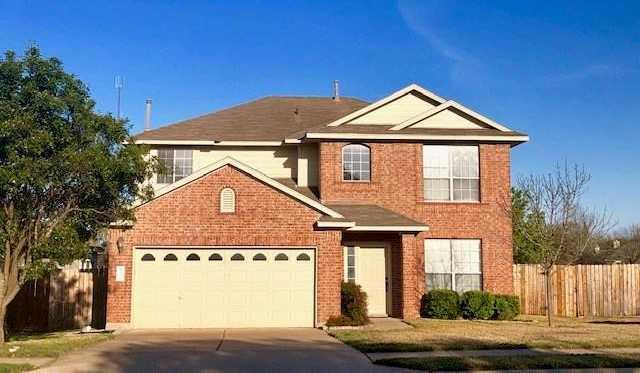 $281,990 - 4Br/3Ba -  for Sale in Gann Ranch, Cedar Park
