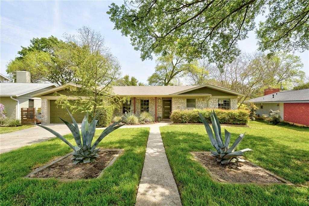 $579,999 - 3Br/2Ba -  for Sale in Allandale Terrace Sec 02, Austin