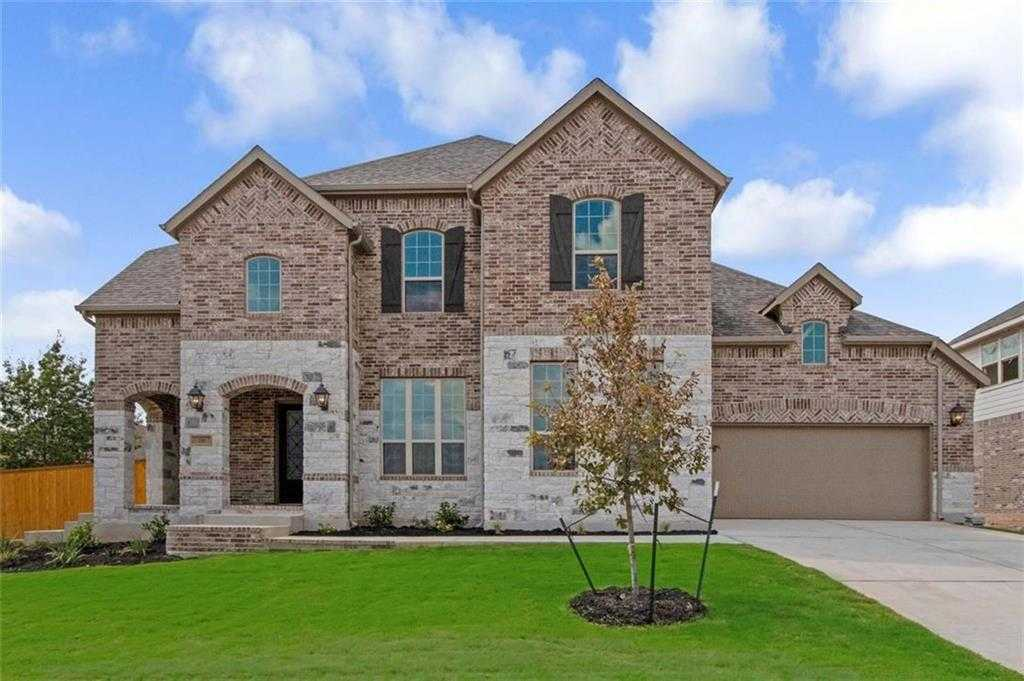 $533,123 - 4Br/4Ba -  for Sale in Parkside At Mayfield Ranch, Georgetown