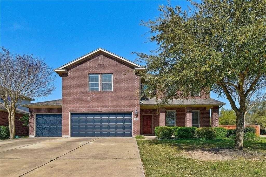 $315,000 - 5Br/4Ba -  for Sale in Falcon Pointe Sec 6a, Pflugerville