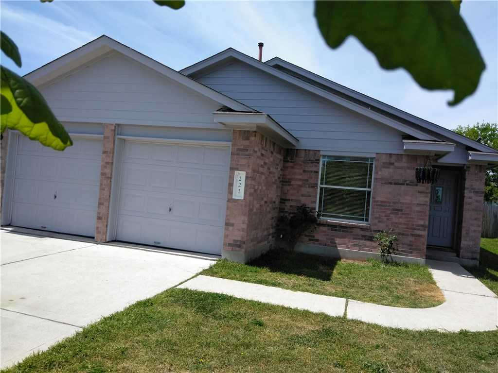 $184,900 - 3Br/2Ba -  for Sale in Spring Branch Ii Sec Four, Kyle