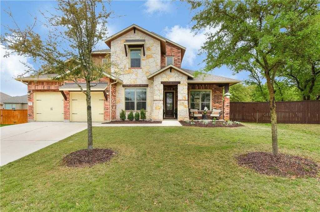 $475,000 - 4Br/3Ba -  for Sale in Parkside At Mayfield Ranch, Georgetown