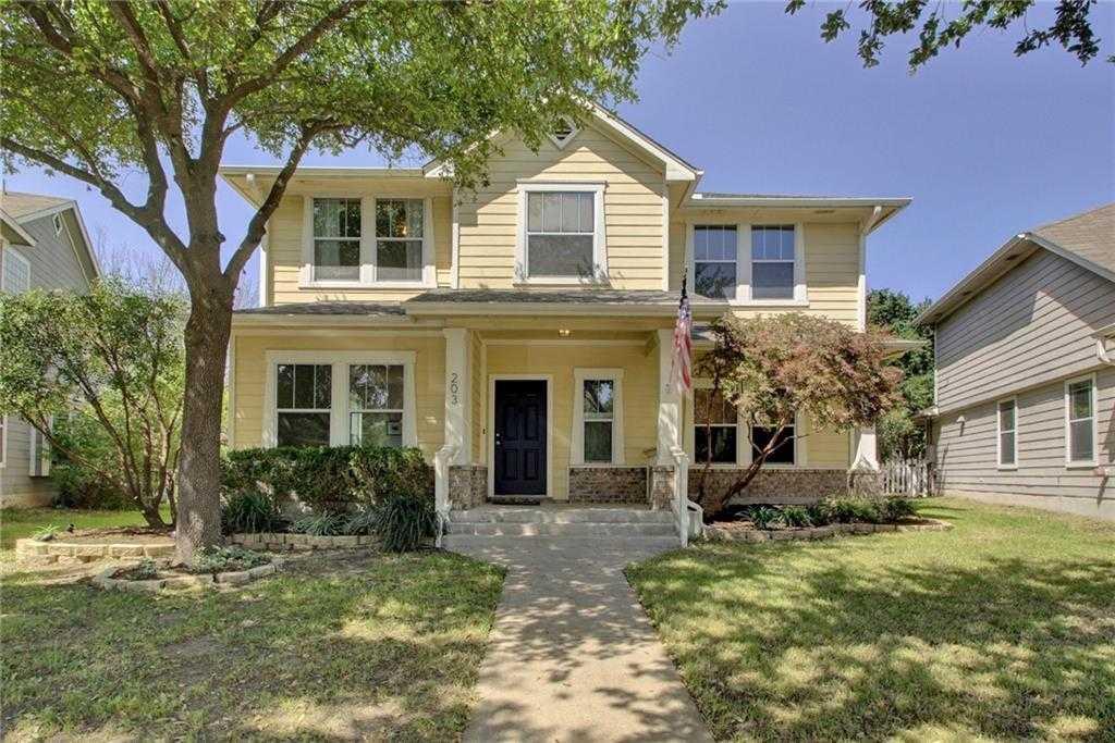 $310,000 - 3Br/3Ba -  for Sale in Forest Oaks Sec 2 Pud, Cedar Park