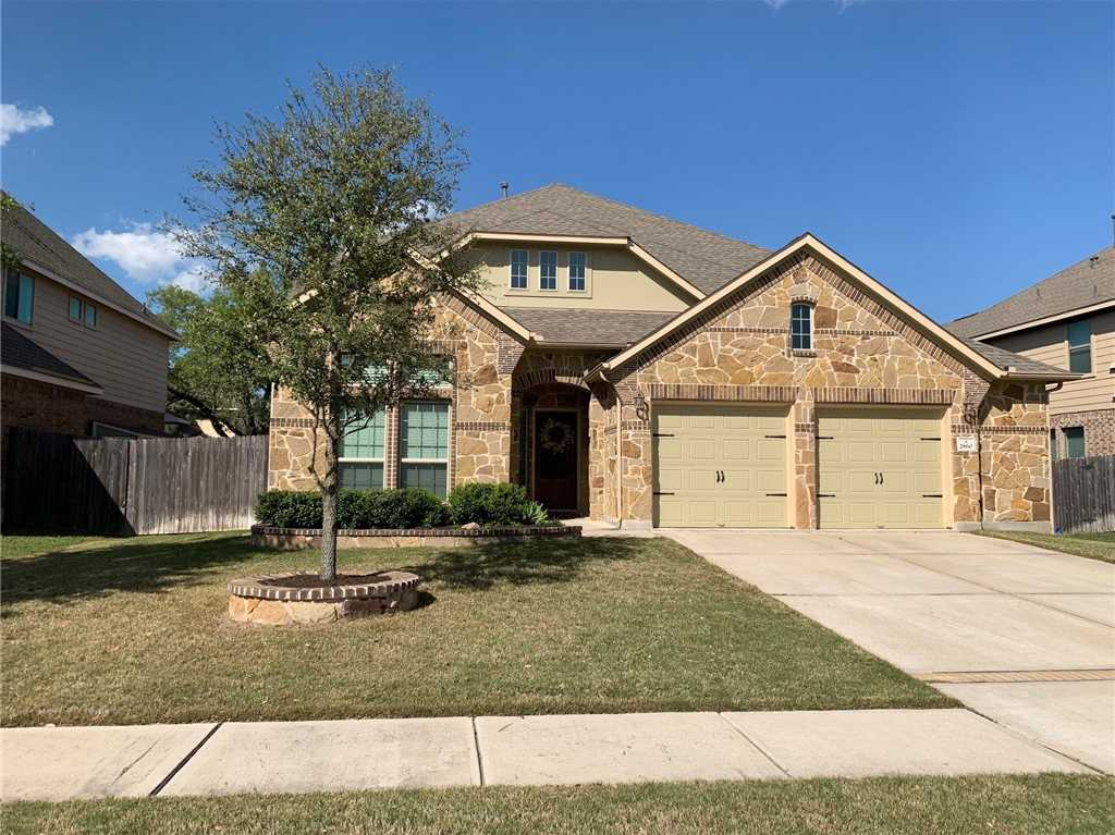 $460,000 - 5Br/3Ba -  for Sale in Behrens Ranch Ph D Sec 04, Round Rock