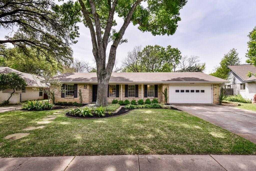 $635,000 - 3Br/2Ba -  for Sale in Allandale Park Sec 09, Austin