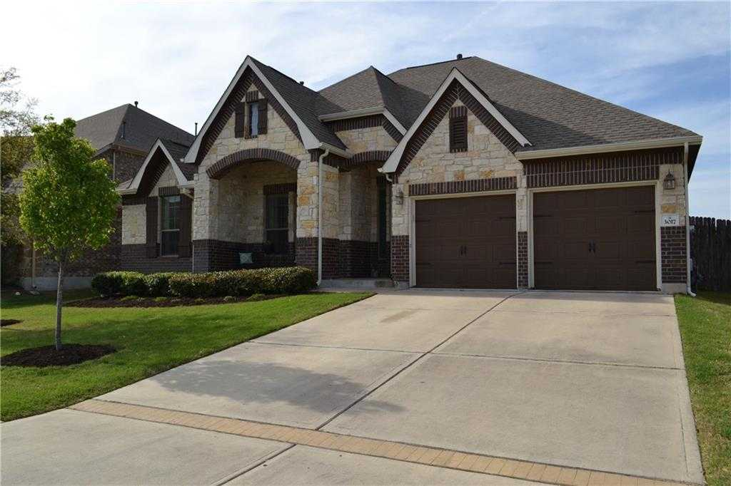 $394,900 - 3Br/2Ba -  for Sale in Behrens Ranch Ph D Sec 04, Round Rock