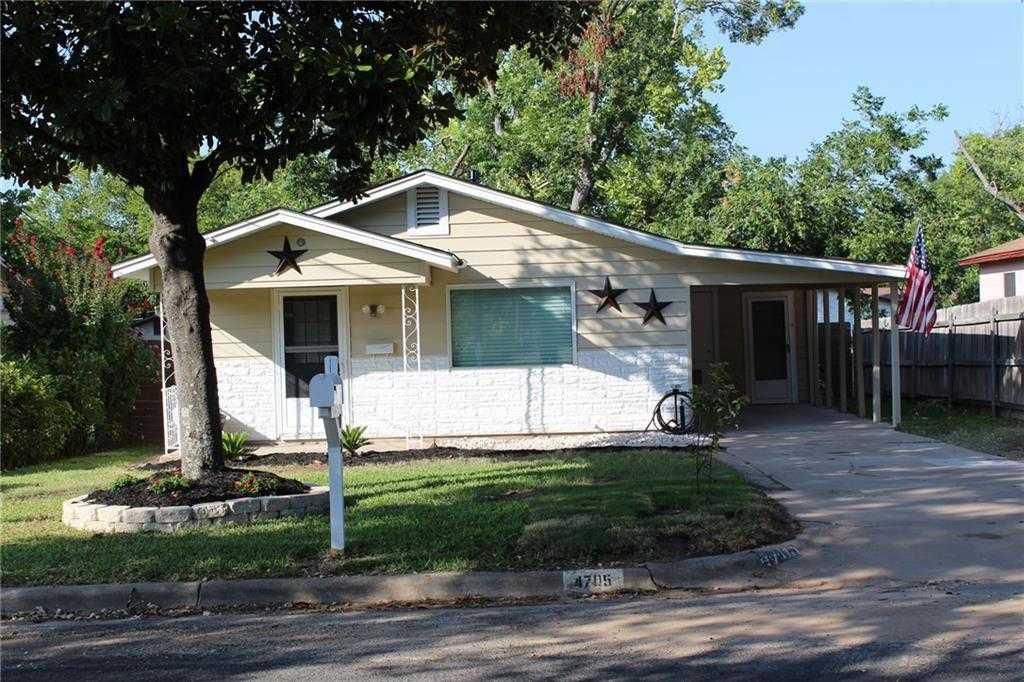 $298,000 - 3Br/1Ba -  for Sale in Oak Lawn , Section 1, Austin