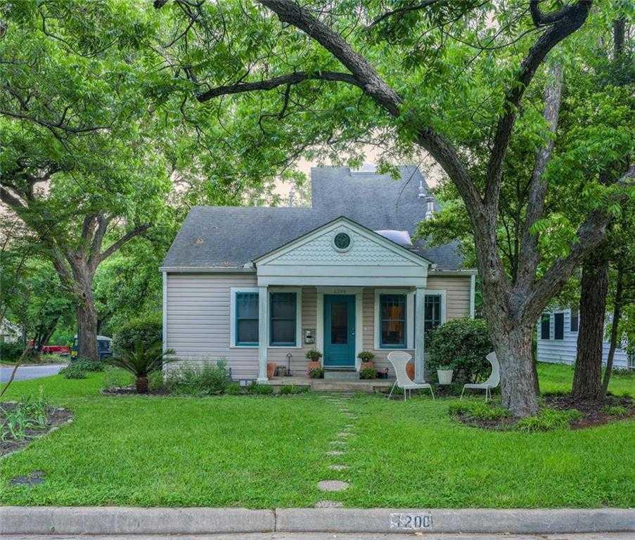$699,750 - 3Br/2Ba -  for Sale in Rosedale D, Austin
