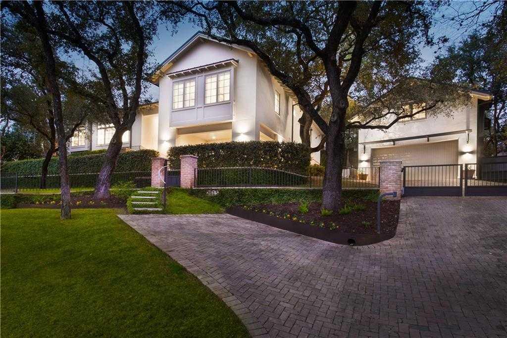 $3,295,000 - 6Br/5Ba -  for Sale in Tarrytown, Austin
