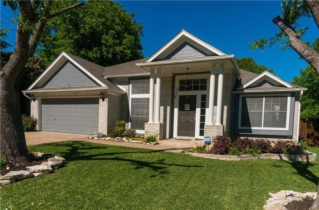$360,000 - 4Br/3Ba -  for Sale in Buttercup Creek Sec 02 Village 06, Cedar Park