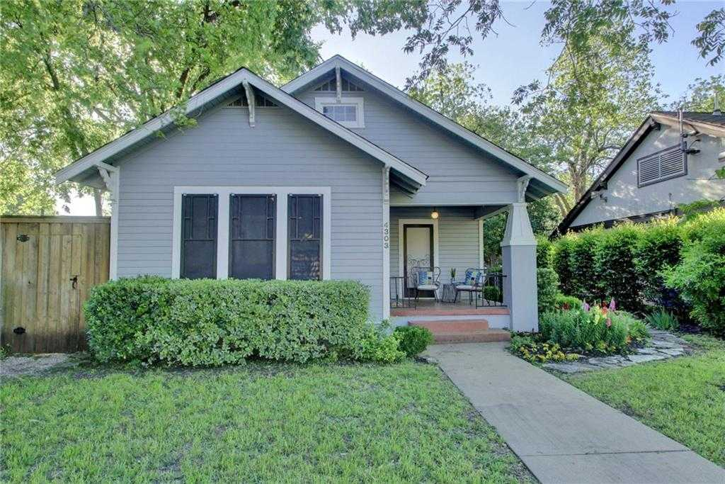$899,000 - 3Br/4Ba -  for Sale in Hyde Park Add 01, Austin