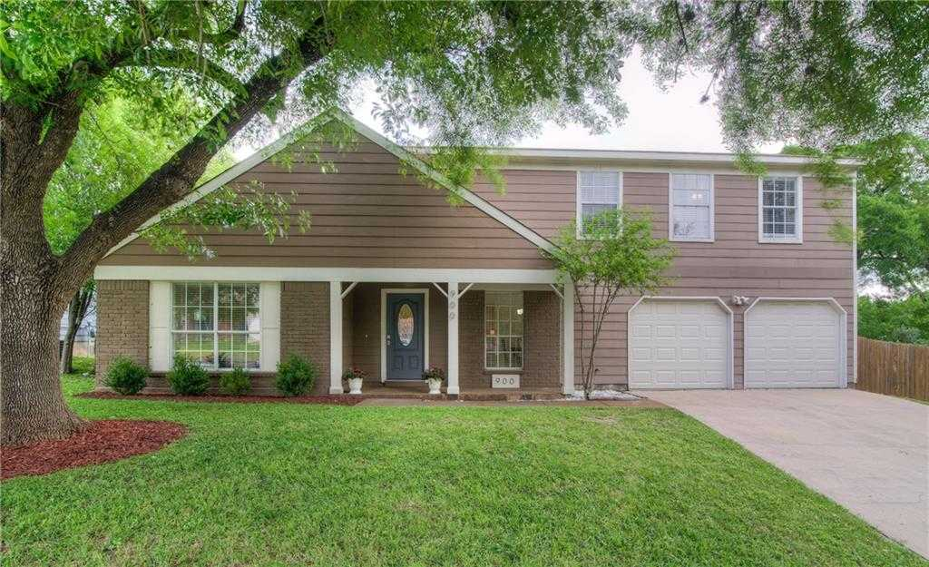 $399,000 - 3Br/3Ba -  for Sale in Gracywoods Sec 02, Austin