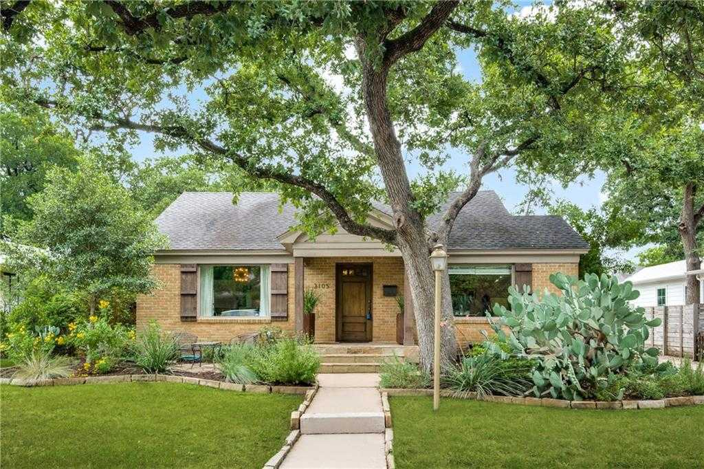 $727,000 - 3Br/2Ba -  for Sale in Forest Hills A Add, Austin