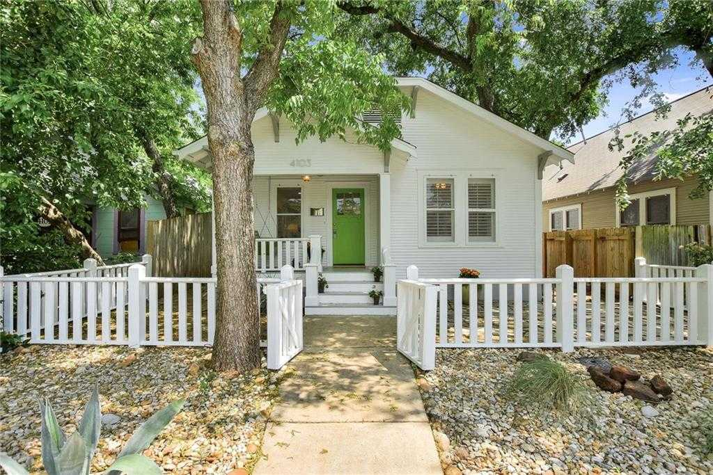 $799,900 - 3Br/1Ba -  for Sale in Hyde Park Add 02, Austin