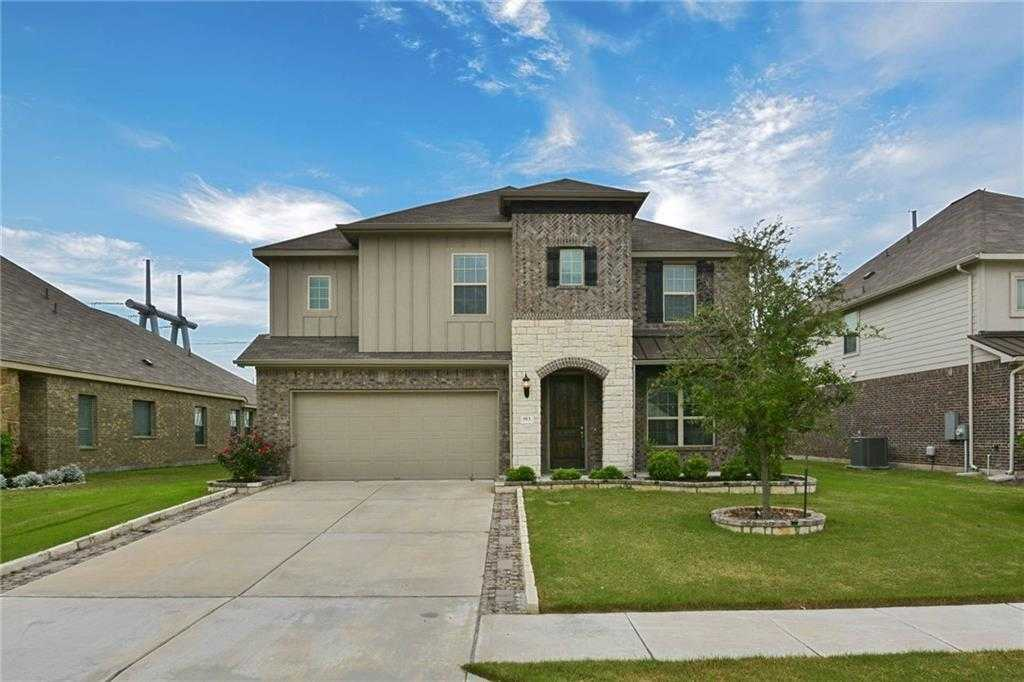 $299,300 - 5Br/3Ba -  for Sale in Emory Farms, Hutto