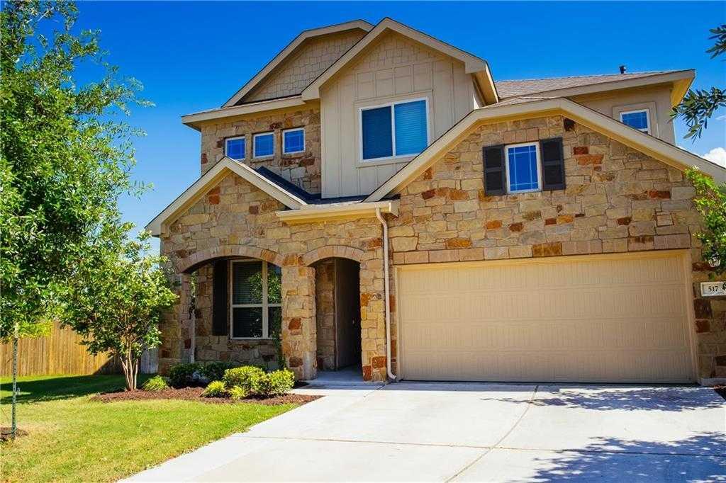$314,900 - 5Br/3Ba -  for Sale in Villas At Vista Ridge, Leander