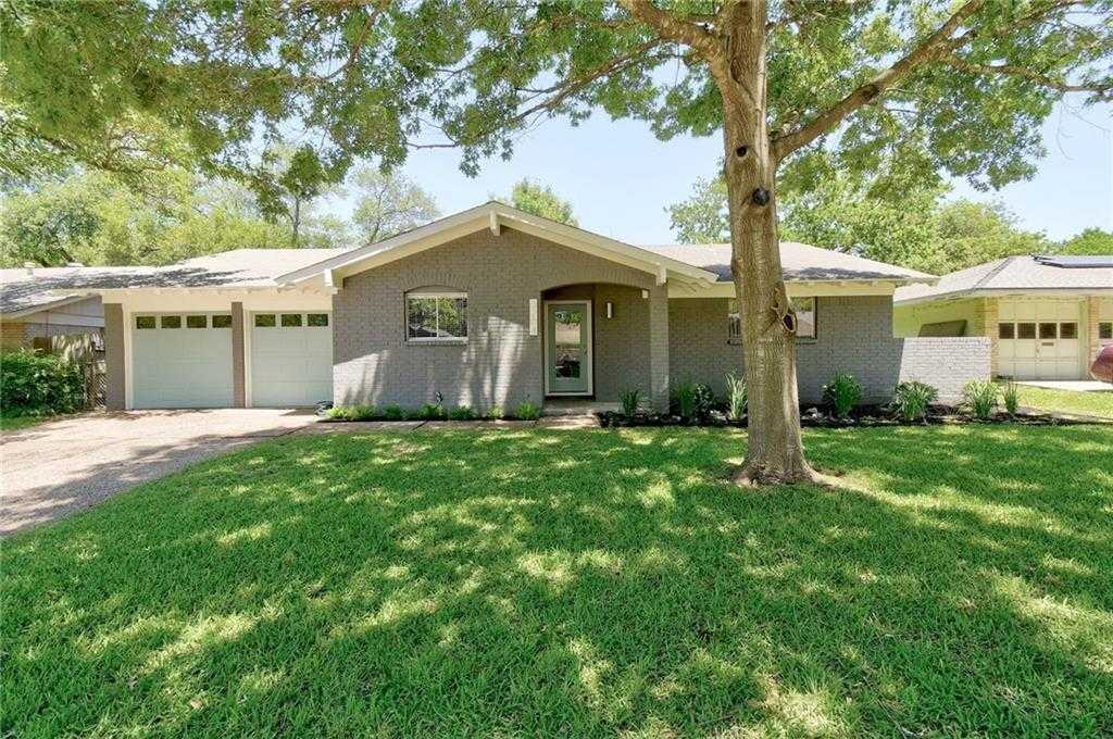 $599,500 - 4Br/2Ba -  for Sale in Allandale Estates Sec 04, Austin