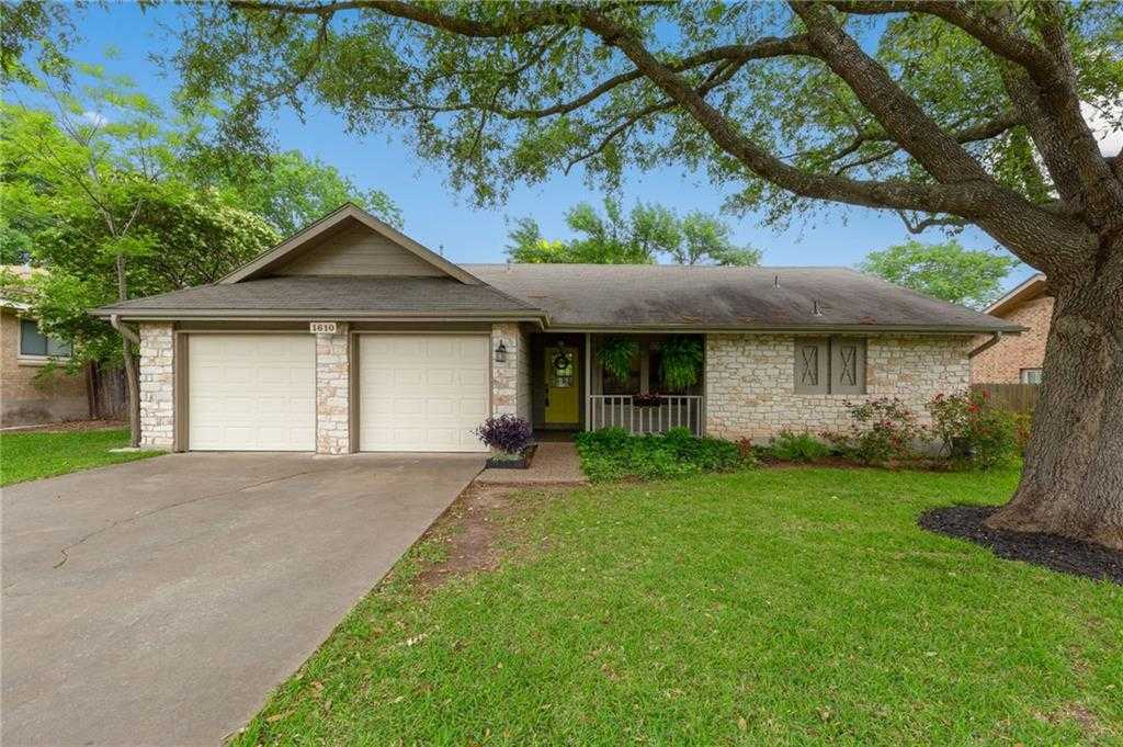 $244,990 - 4Br/2Ba -  for Sale in Gatlinburg Sec 04, Pflugerville