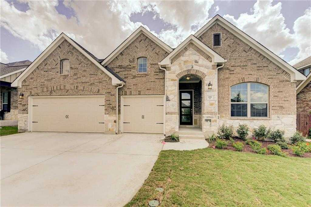 $410,000 - 4Br/3Ba -  for Sale in Vista Ridge Estates, Leander
