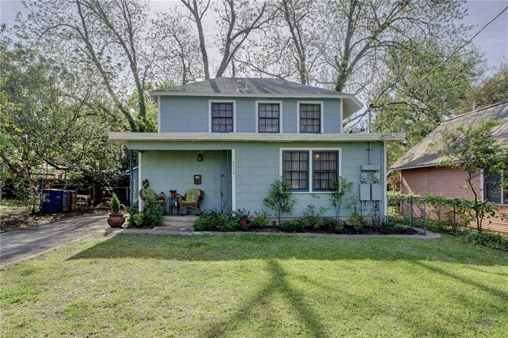 $574,000 - 3Br/2Ba -  for Sale in Hyde Park Annex, Austin