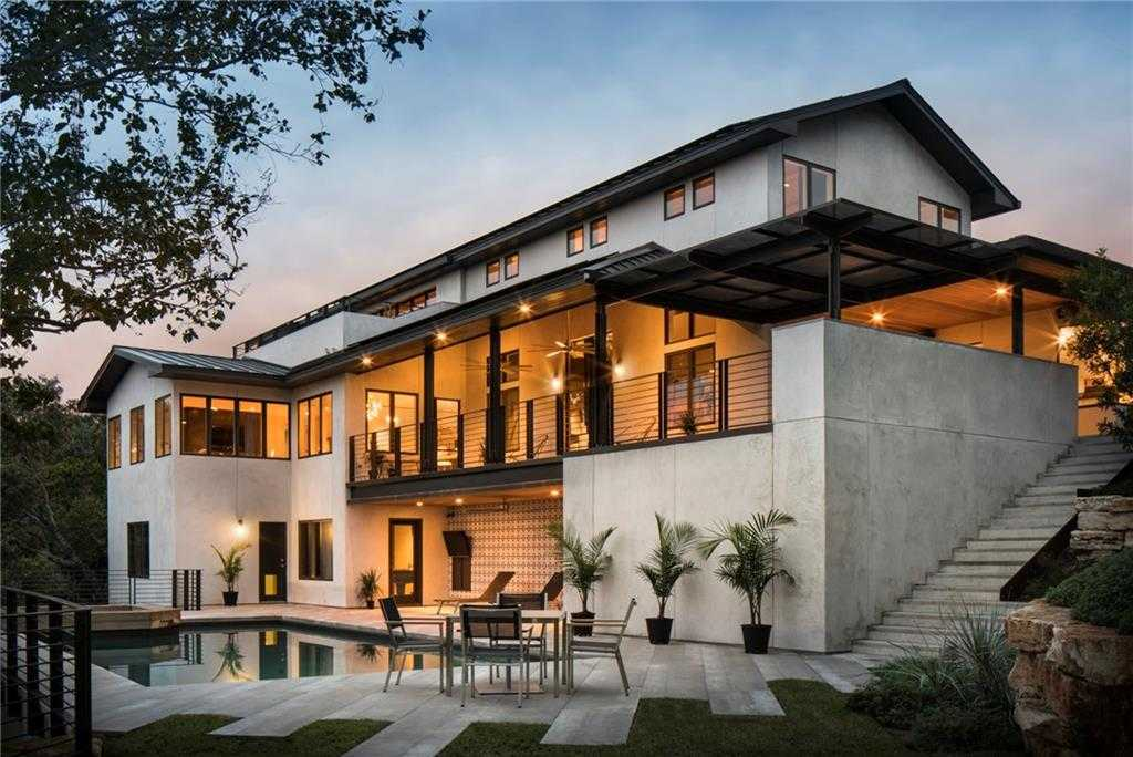 $4,350,000 - 4Br/6Ba -  for Sale in Summit At West Rim On Mount Larson, Austin
