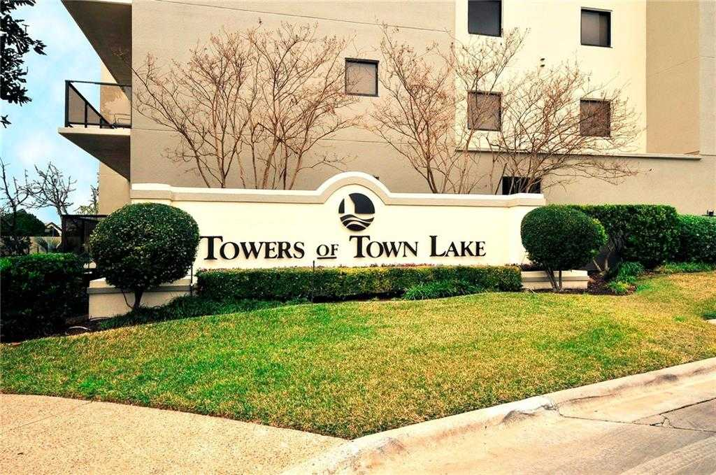 $399,000 - 2Br/2Ba -  for Sale in Towers Town Lake Condo Amd, Austin