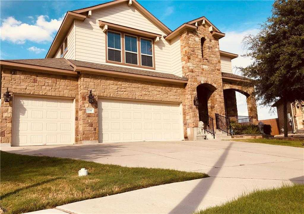 $387,000 - 5Br/3Ba -  for Sale in Star Ranch, Hutto