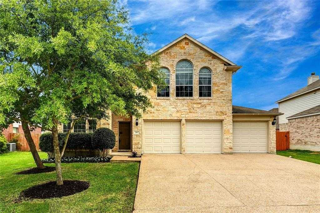 $295,000 - 5Br/3Ba -  for Sale in Summerlyn, Leander