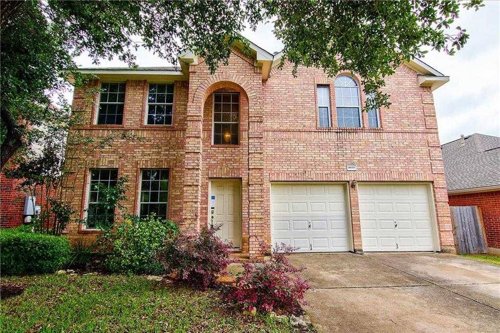 $333,000 - 4Br/3Ba -  for Sale in Stone Canyon Sec 06c, Round Rock
