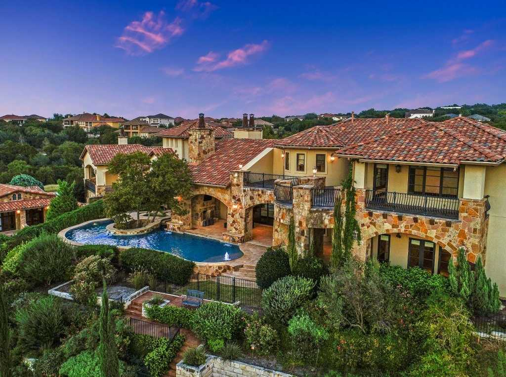 $2,350,000 - 5Br/7Ba -  for Sale in Rough Hollow Sec 07 Amd, Austin